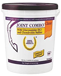 Horse Health Joint Combo Classic Pellets Supplement, 8 Pound