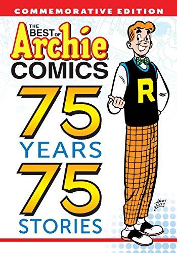 The Best of Archie Comics: 75 Years, 75 Stories (Jughead Jones)