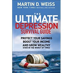 The Ultimate Depression Survival Guide (Hardcover)