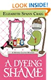 A Dyeing Shame (A Myrtle Clover Mystery Book 3)