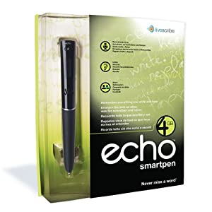 Live scribe Echo Smart-pen