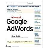 "Advanced Google AdWordsvon ""Brad Geddes"""