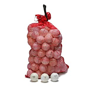Nitro Shag Practice 96 Ball Bag with Assorted Brands and Models