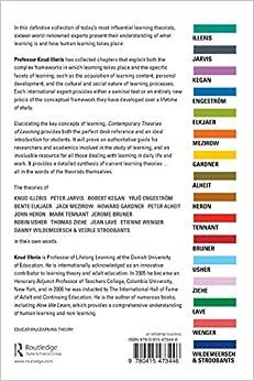 Illeris how we learn book