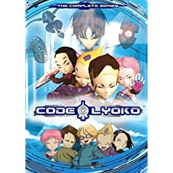Code Lyoko The Complete Series (21 Disc Collection)