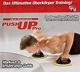 Push Up Pro, Rotating Press-Up Grips from Jack Zatorski