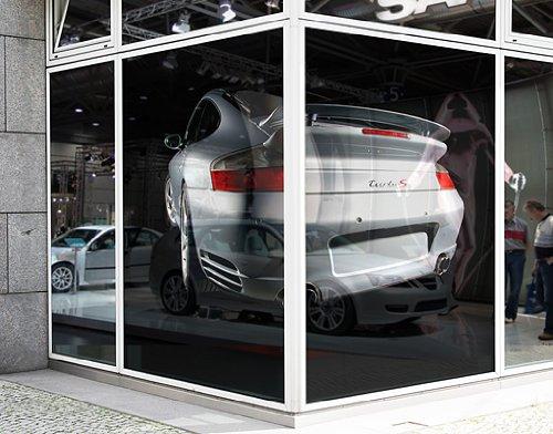 XXL FensterBild Porsche Turbo 996 No.16 günstig online kaufen