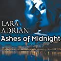 Ashes of Midnight: The Midnight Breed, Book 6 Audiobook by Lara Adrian Narrated by Hillary Huber