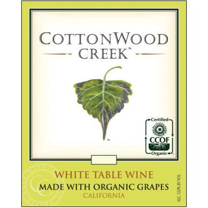 Cottonwood Creek White Table Wine 2010 750Ml
