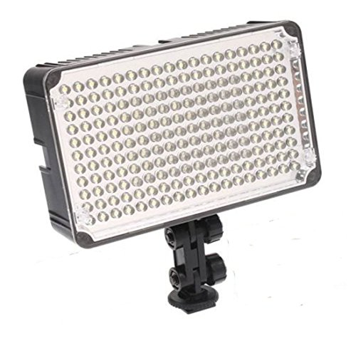 Aputure Amaran Al-198 Led Video Light For Canon Eos Kiss X6I X5 X50 X4 X3 X2 F Digital X N Camera Slr Dslr Illumination Lamp Camcorder