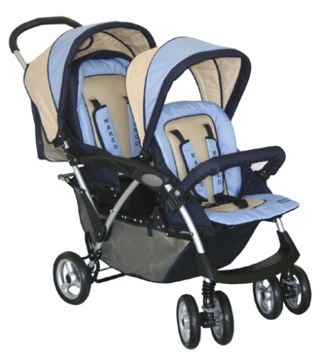 Kinderwagen 2 Kinder : besten standardkinderwagen marco tandem s tds cic luxus kinderwagen f r zwei kinder ~ Watch28wear.com Haus und Dekorationen