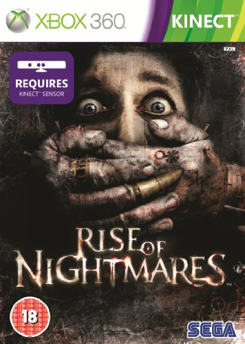 Rise of Nightmares - Kinect Required (XBOX 360)