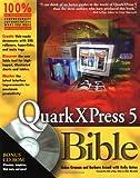 img - for QuarkXPress? 5 Bible book / textbook / text book