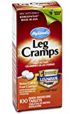 Hyland's Leg Cramp Tablets, Natural Calf, Leg and Foot Cramp Relief, 100 Count