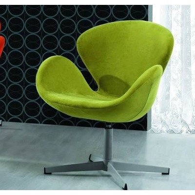 swan swivel chair in lime green review chair in office