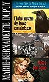 Les Enqu�tes de Maud Delage, volume 4: L'Enfant myst�re des terres confolentaises, Maud sur les chemins de l'�trange et Nuits � haut risque