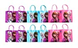 Disney Frozen Gift Bag - 8 Mid Size (12 Packs)