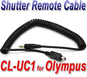 Studiohut Remote Control Shutter Cable compatible with Olympus RM-UC1