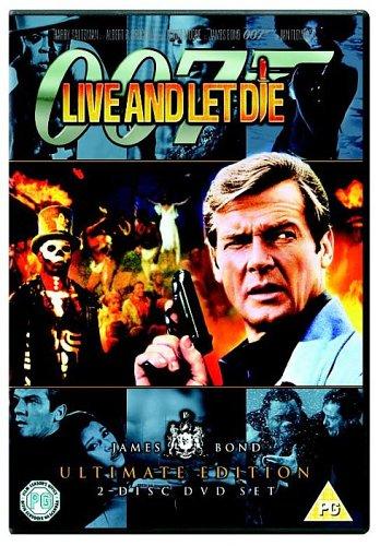 James Bond - Live and Let Die (Ultimate Edition 2 Disc Set)   [DVD]