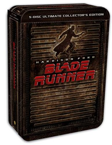 Blade Runner - Ultimate Collectors Edition (5 DVDs im Metal-Pack) [Collector's Edition]