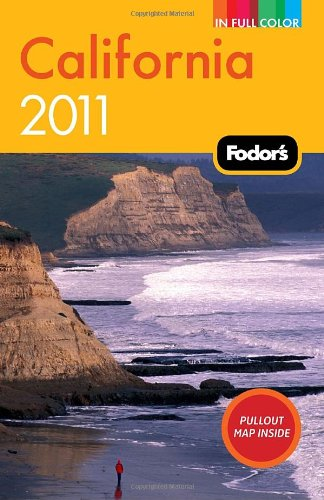 Fodor's California 2011 (Full-color Travel Guide)