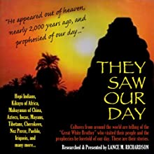 They Saw Our Day Speech by Lance Richardson Narrated by Lance Richardson