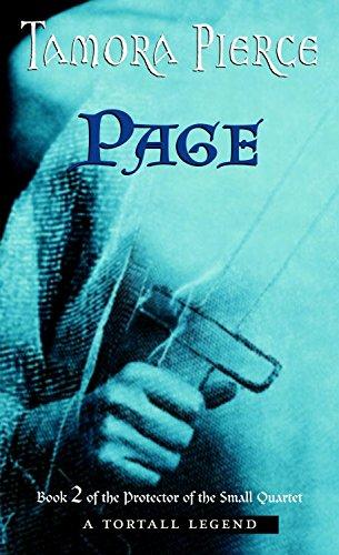 Tamora Pierce - Page