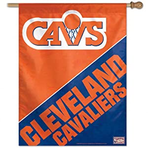 NBA Cleveland Cavaliers 27-by-37-Inch Vertical Flag-Hardwood Classics by WinCraft