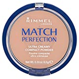 Rimmel London Match Perfection Compact Powder, Ivory