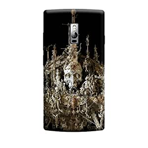 iCover Premium Printed Mobile Back Case Cover With Full protection For OnePlus Two (Designer Case)