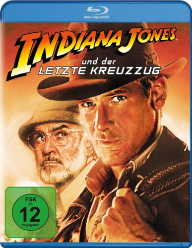 Indiana Jones & der letzte Kreuzzug [Blu-ray]