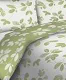 Divatex Cotton Jade 250-Thread Count Duvet King Mini Set, Sage