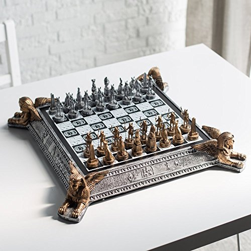 Egyptian Chess Set (Detailed Chess Set compare prices)