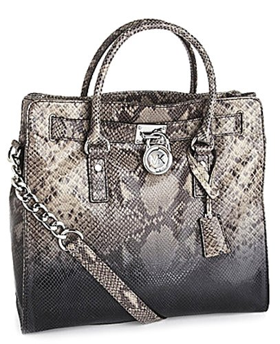 Michael Kors N/S Hamilton Tote in Dark Sand