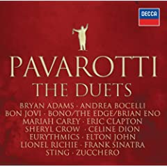 Luciano Pavarotti – The Duets (2008)