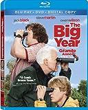 The Big Year [Blu-ray + DVD + Digital Copy] (Bilingual)