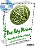 THE HOLY QUR'AN IN ARABIC WITH AN ENG...