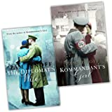 Pam Jenoff Pam Jenoff 2 Books Collection Pack Set RRP: £13.98 (Kommandant's Girl , The Diplomat's Wife)