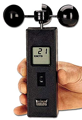 Handheld Anemometer w Digital Display - DiC-3