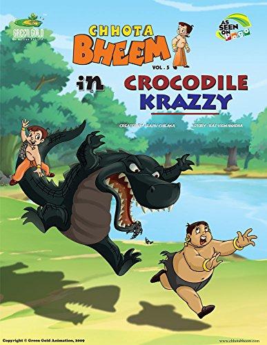 Chhota Bheem in the Crocodile Krazzy - Vol. 5: 05