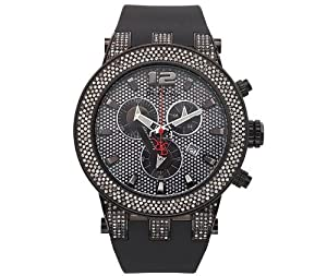 Joe Rodeo Broadway Mens Diamond Watch JRBR2 5.00ct IcedTime Hip Hop [Watch]