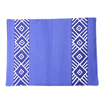 Carole Nevin Blue African Placemat