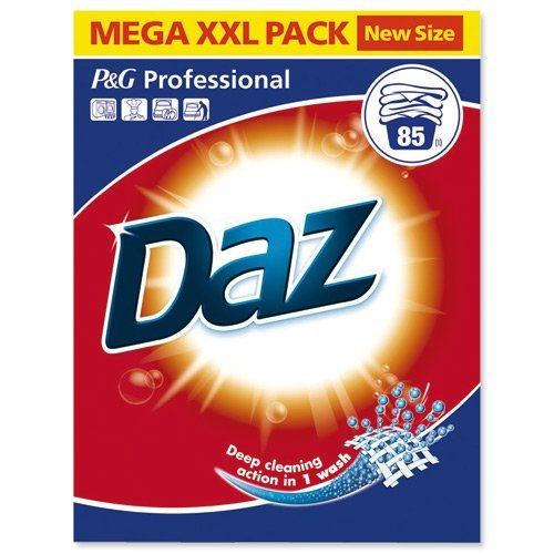 2 x Daz Laundry powder/Washing powder 85 Scoop
