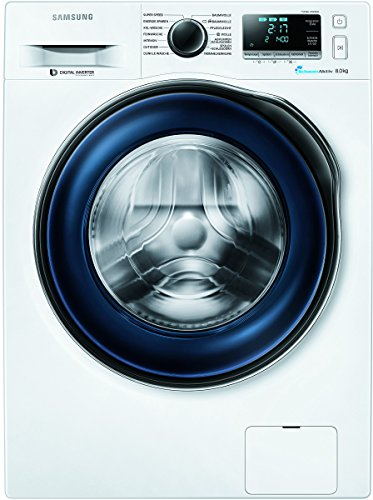 Samsung WW80J6400CWEG Waschmaschine / A+++ / Frontlader /...