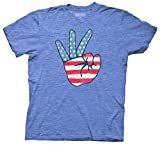 Workaholics: Americana Tight Butthole Tee - Mens