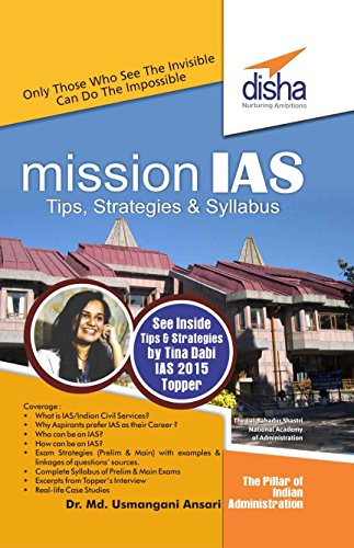 Mission IAS - Prelim/Main Exam, Trends, How to prepare, Strategies, Tips & Detailed Syllabus