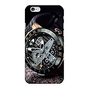 Stylish Watch Cool Multicolor Back Case Cover for iPhone 6 6S