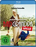 DVD - Jackass: Bad Grandpa - Uncut [Blu-ray]