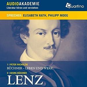Lenz (Literatur hören und verstehen) Hörbuch