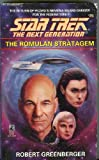 The Romulan Stratagem (Star Trek The Next Generation, No 35) (0671879979) by Robert Greenberger
